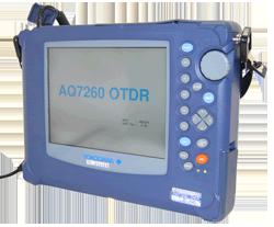 máy đo sợi quang otdr 7260