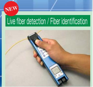 thiết bị nhận dạng sợi cáp quang