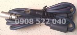 dây nối sạc pin máy hàn quang fujikura