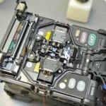 máy hàn sợi cáp quang