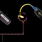 Bút dò tìm lỗi sợi quang JDSU Mỹ FFL-100