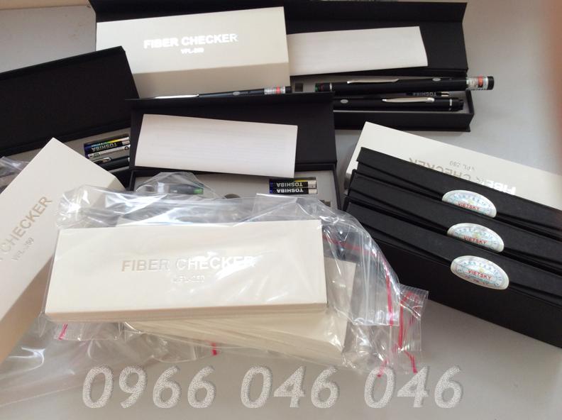 Bút soi lỗi sợi quang vfl-250