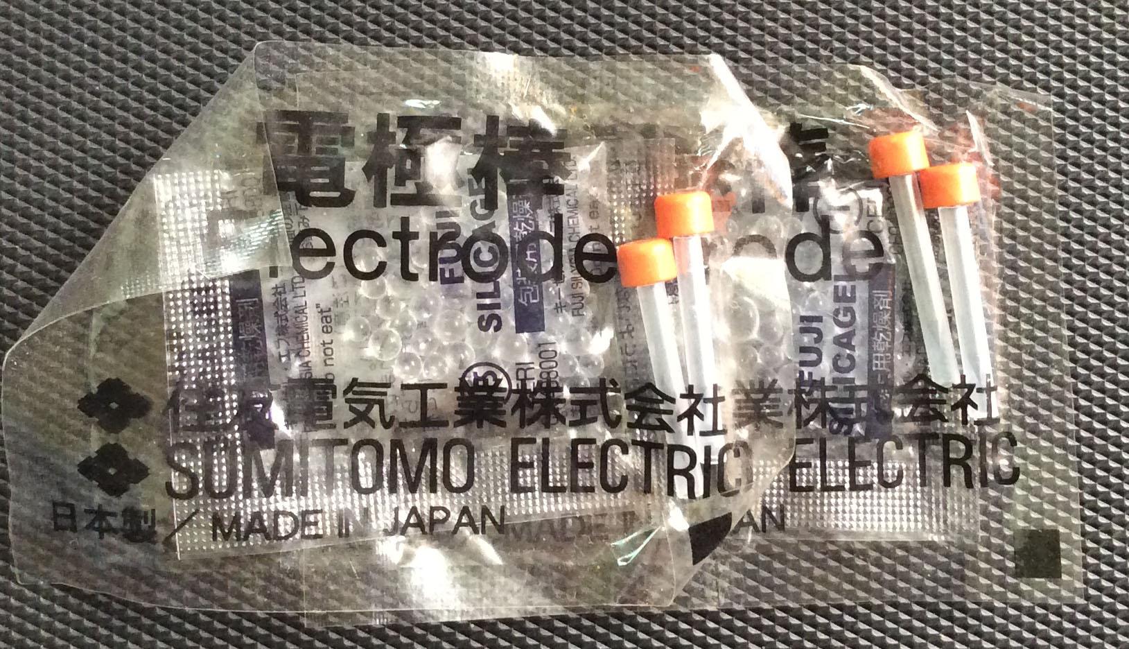 ER 10 sumitomo electrode kim máy hàn