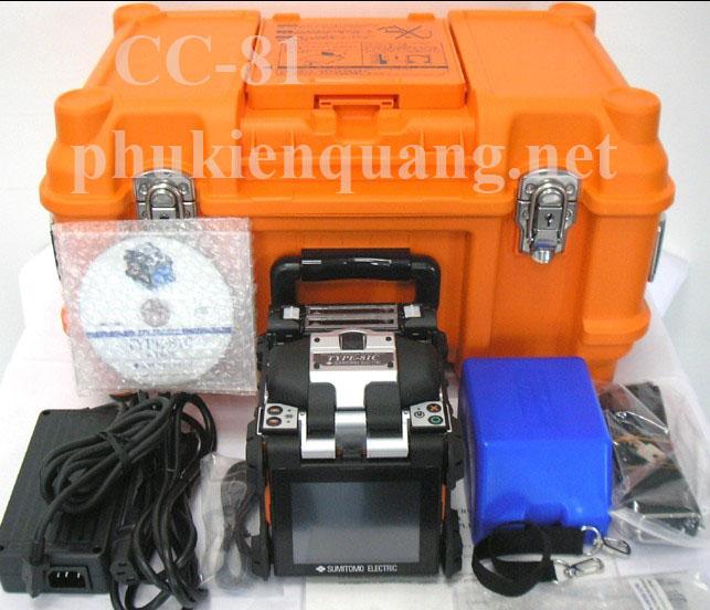 Vali thùng đựng máy hàn cáp quang