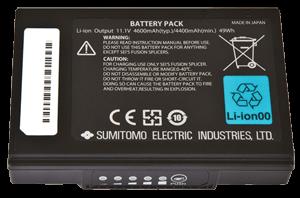 Pin battery cho máy hàn cáp quang