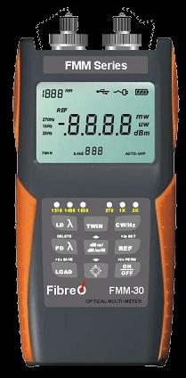 máy đo xác định lỗi sợi quang