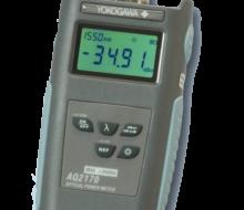máy đo thu công suất quang