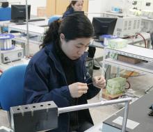 sản xuất máy đo otdr cáp quang
